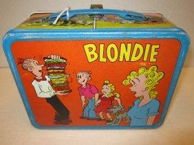Blondie Lunch Box