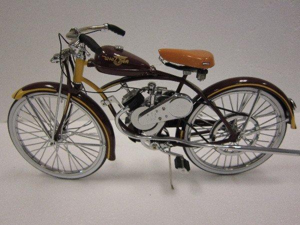 10: Whizzer Bike