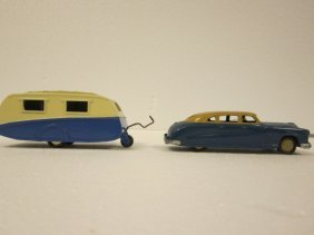 Dinky Hudson And Trailerf