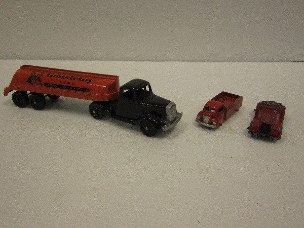18: Tootsietoy  Truck Lot