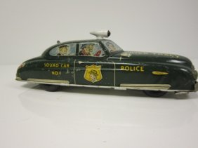 Marx No.1 Squad Car