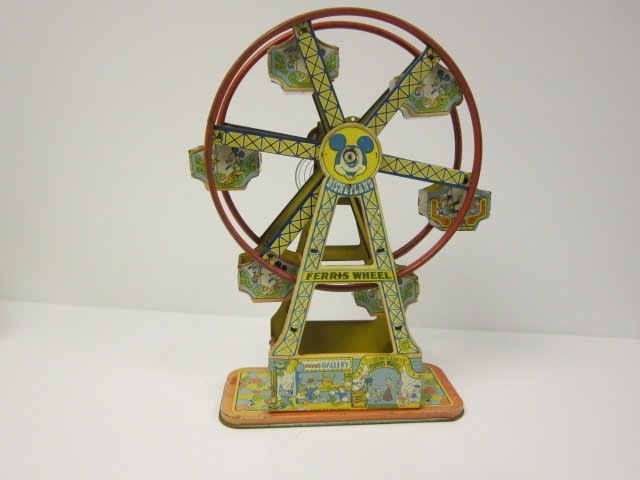 49: Chein Disney Ferris Wheel