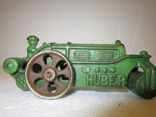 51: Hubley? Huber Cast Road Roller