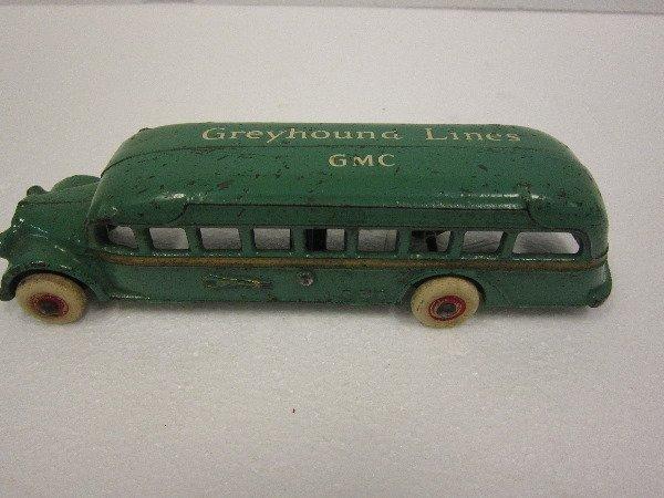 67: Arcade Greyhound Bus