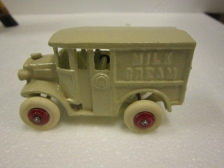 71: Hubley Milk Creamer Truck