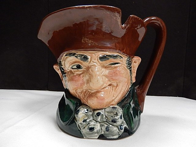 "Royal Doulton ""Old Charley"" Pitcher"