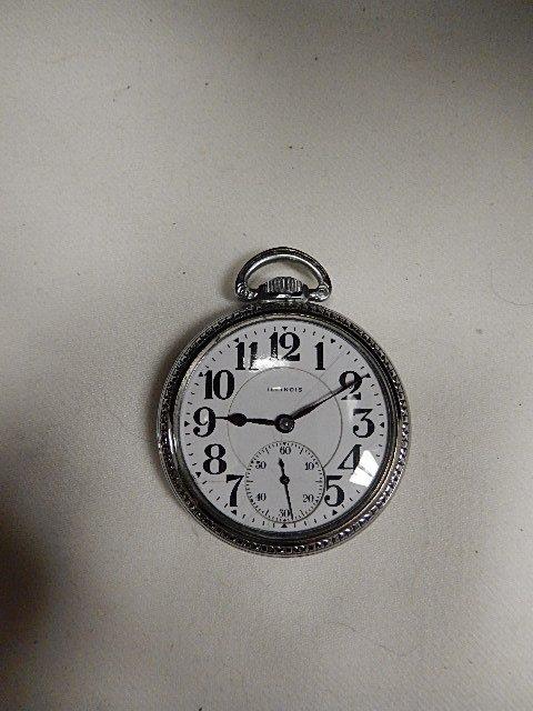 1915 Railroad Pocket Watch