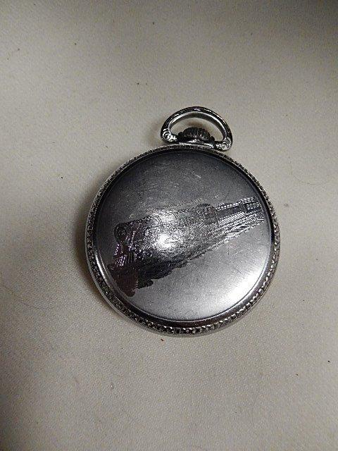 1915 Railroad Pocket Watch - 2