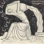 Le Verseau  Maquette ca 1930