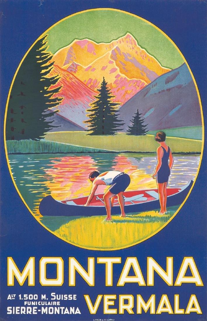 Montana/Vermala. ca. 1940.
