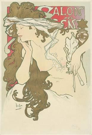 Salon des Cent / XXme Exposition. 1896.