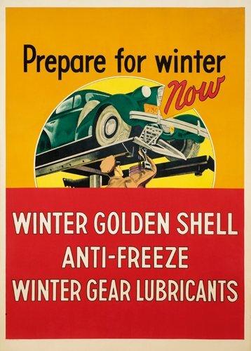 5: Winter Golden Shell.