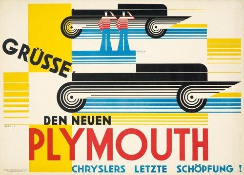 7: Den Neuen Plymouth.