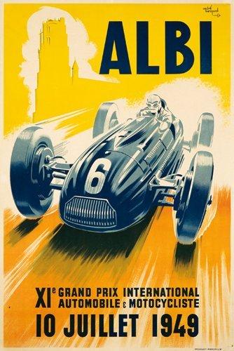 8: Albi/XIe Grand Prix International.