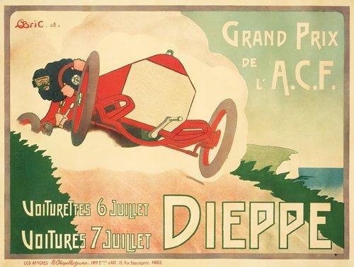 9: Grand Prix/Dieppe.