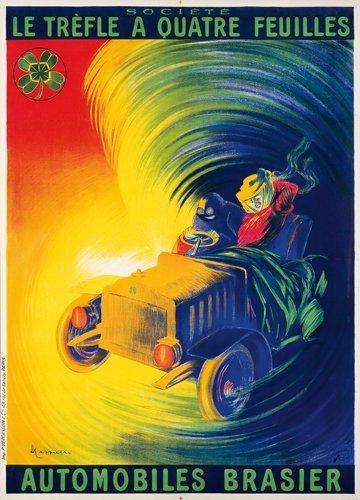 12: Automobiles Brasier.