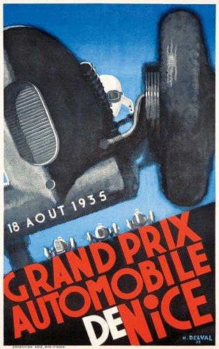 15: Grand Prix Automobile de Nice.