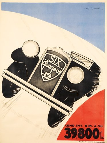 17: Peugeot 12.