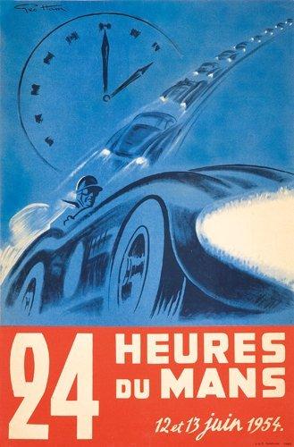 18: 24 Heures du Mans.