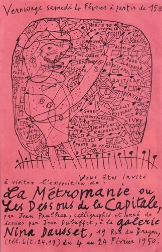 13: La Métromanie ou les dessous de la capitale. 1950