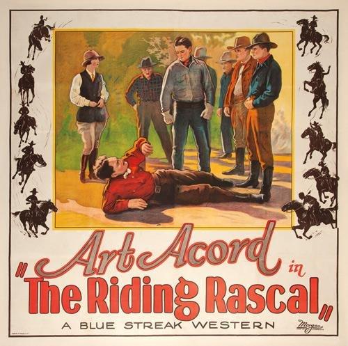 20: The Riding Rascal. 1926