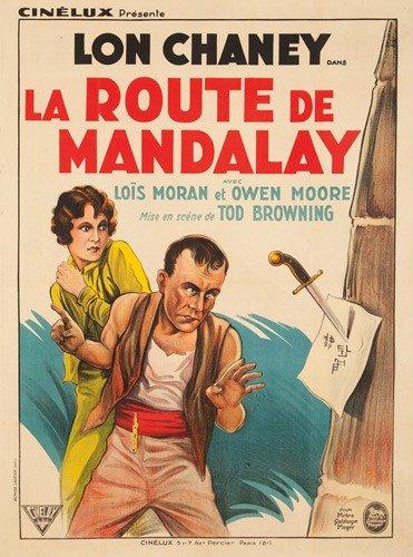 21: La Route de Mandalay. 1926