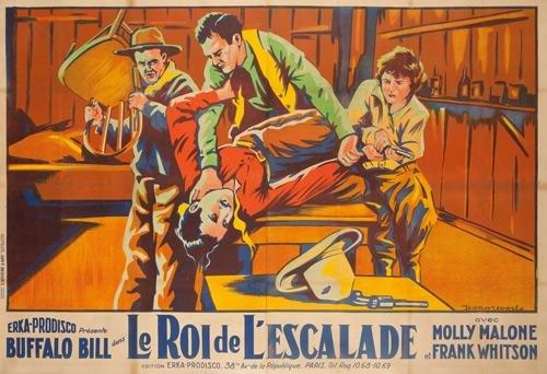 22: Le Roi de L'Escalade. 1930
