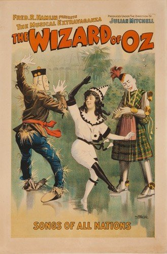 65: The Wizard of Oz. 1904