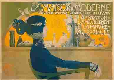 454: La Maison Moderne. 1900