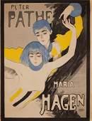 485: Peter Pathe / Maria Hagen. 1918