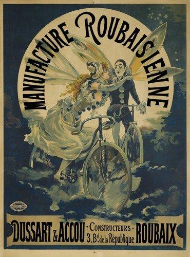 5: Manufacture Roubaisienne. ca. 1900