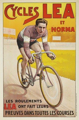 7: Cycles Lea et Norma. ca. 1910