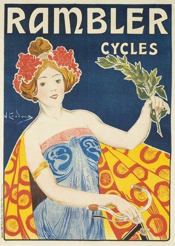 13: Rambler Cycles. 1901