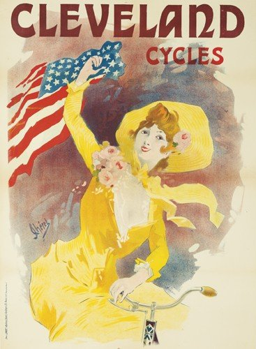 14: Cleveland Cycles. 1901