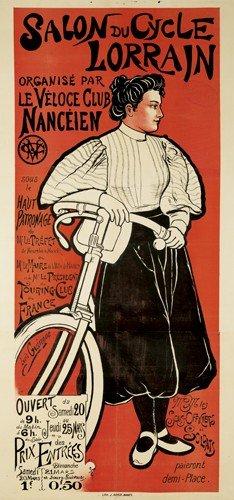 20: Salon du Cycle Lorrain. ca. 1919