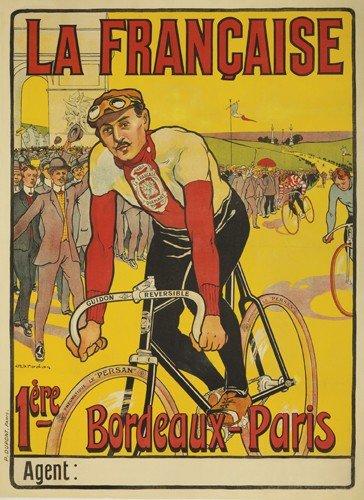 22: La Française. ca. 1899