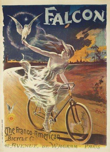 24: Falcon. ca. 1894