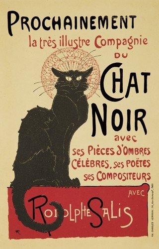 288: Chat Noir. 1896