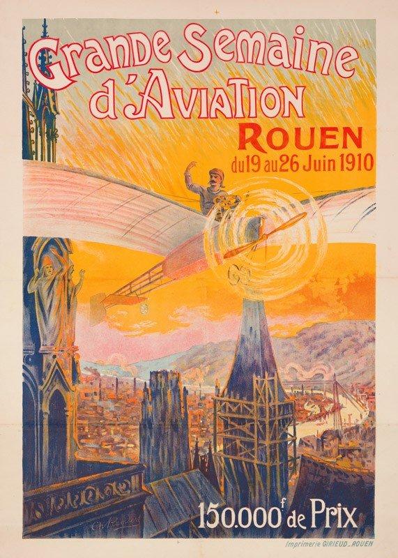 9: Grande Semaine d'Aviation. 1910