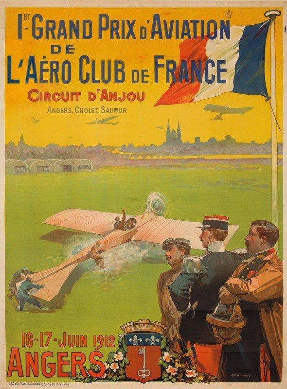 15: Prix d'Aviation / Angers. 1912