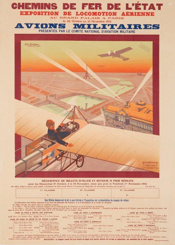 16: Exposition de la Locomotion Aerienne / Avions Milit