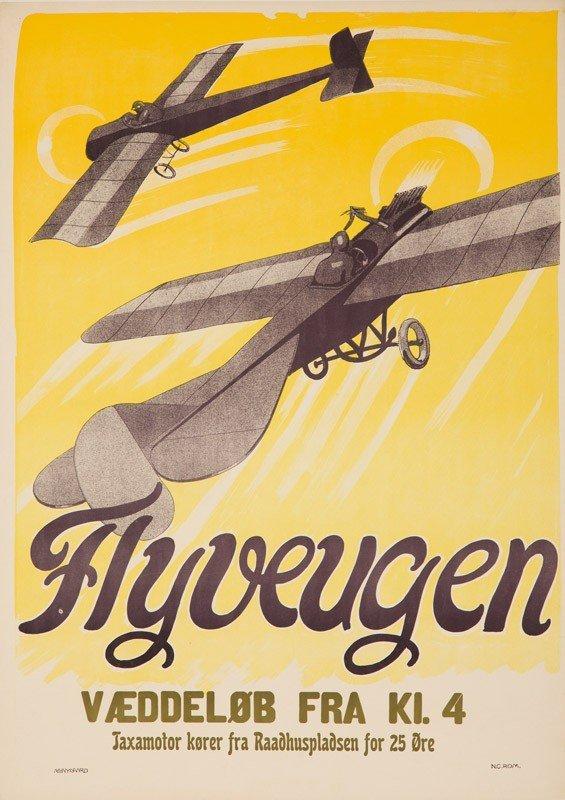 17: Flyveugen. 1912