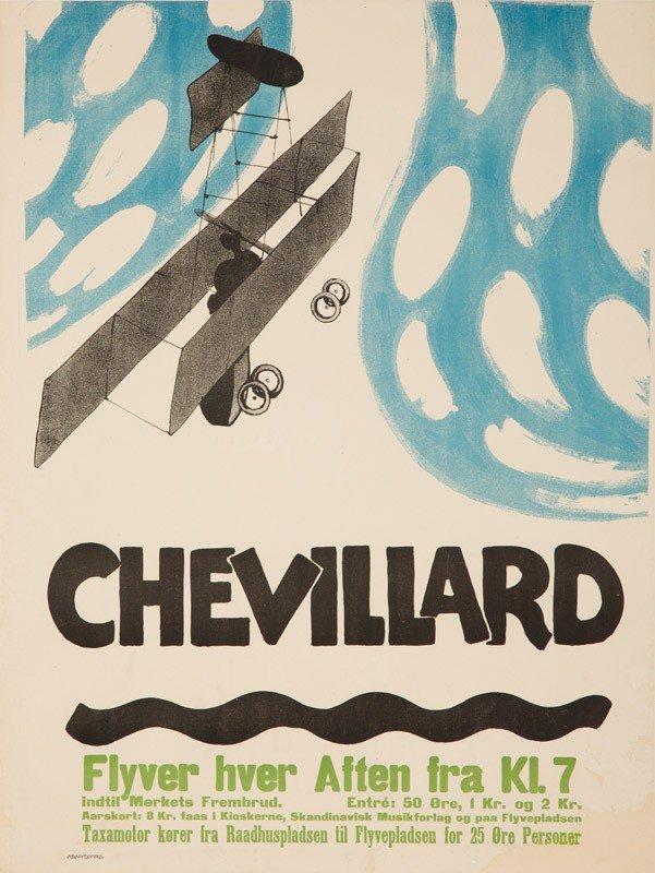 18: Chevillard. ca. 1913