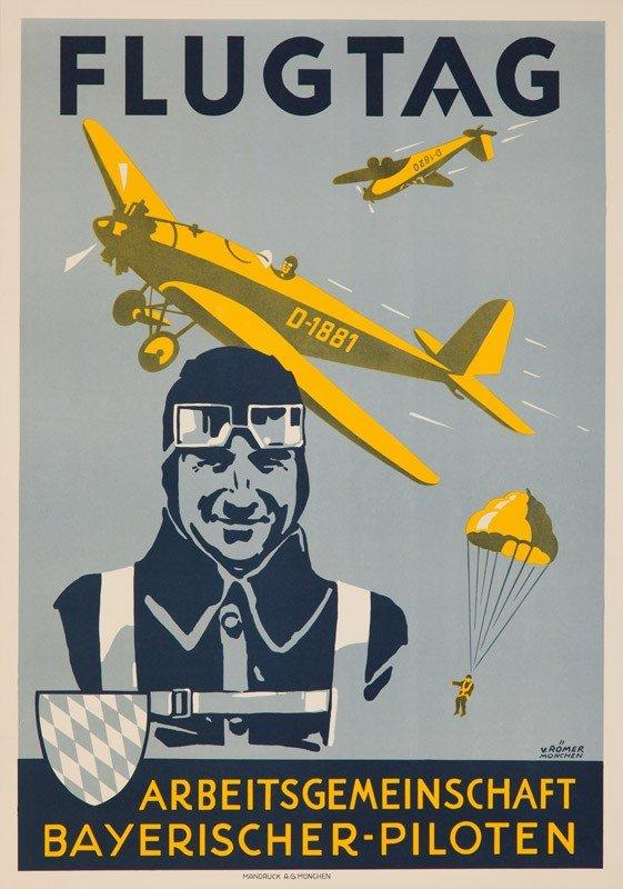 23: Flugtag. ca. 1930