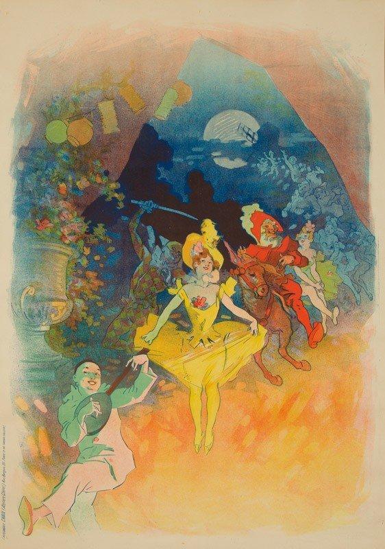 203: Musée Grévin/Fantoches de John Hewelt. 1900