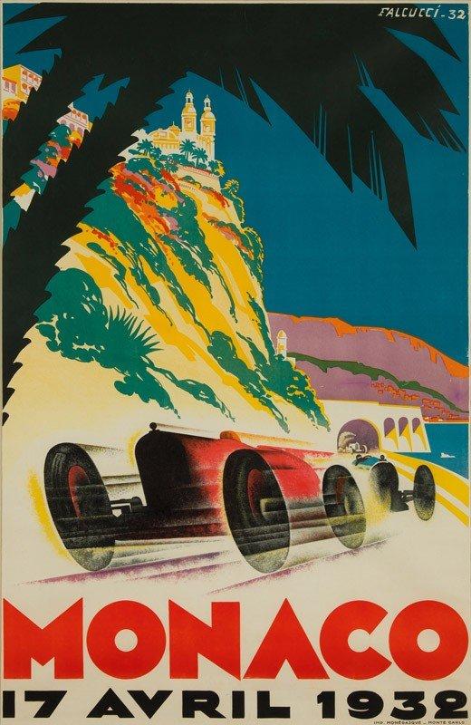 243: Monaco Grand Prix 1932. 1932