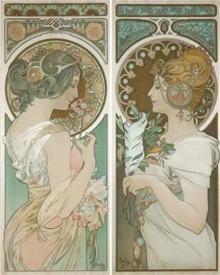 372: Plume et Primevére. 1899