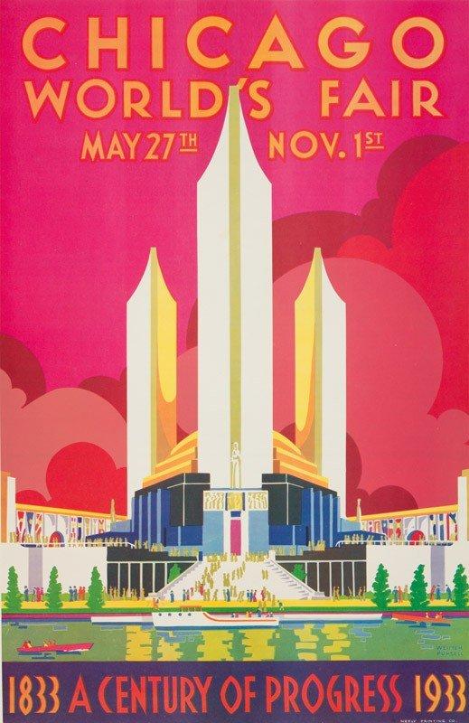 416: Chicago World's Fair. 1933