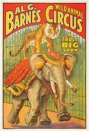 86: Al G. Barnes Circus.