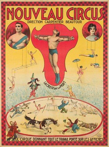 174: Nouveau Circus. ca. 1925